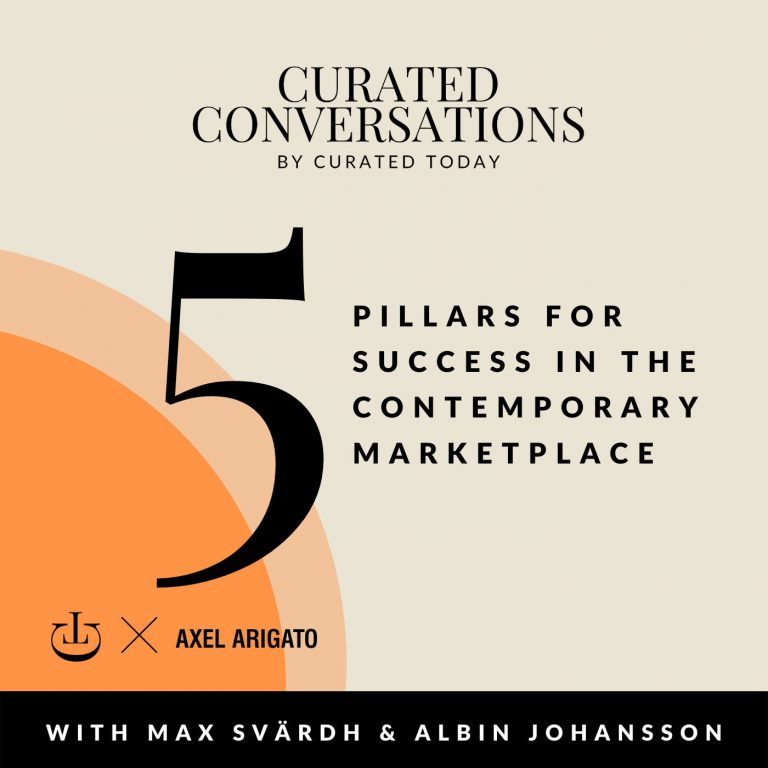 5 Pillars For Success In The Contemporary Marketplace – With Max Svärdh & Albin Johansson